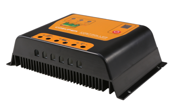 SCC Series 30—60A Solar Charger Controller