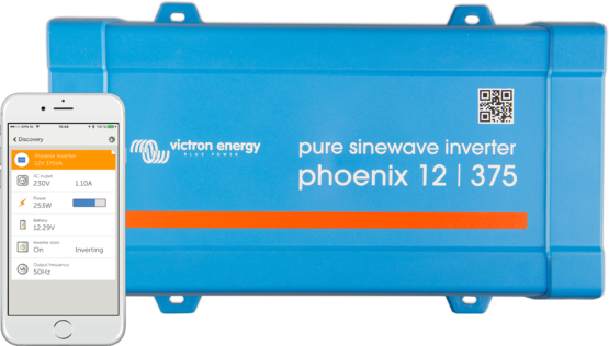 Phoenix Inverter VE.Direct 250VA – 800VA